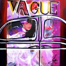 """Vaguely Vaporous"""